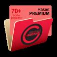 Wizytówki – pakiet Premium